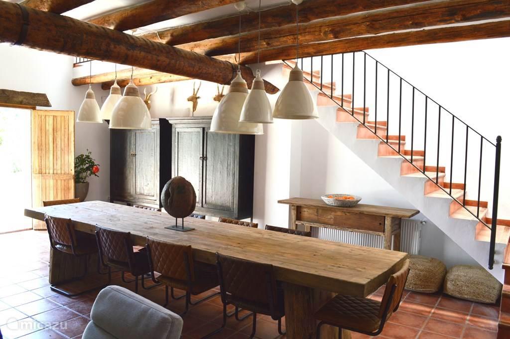 Vakantiehuis Spanje, Valencia, Enguera vakantiehuis Vakantiehuis 3 slaapkamers 4-11 pax
