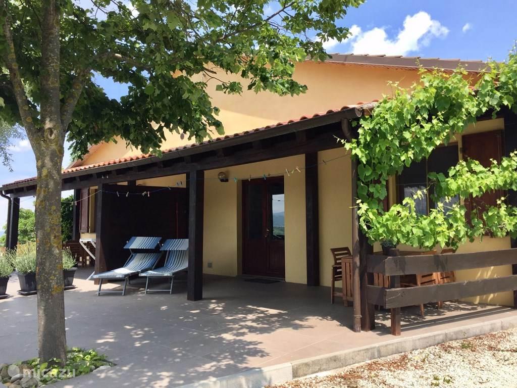 Vakantiehuis Italië, Emilia-Romagna, Novafeltria Appartement Appartement Berg