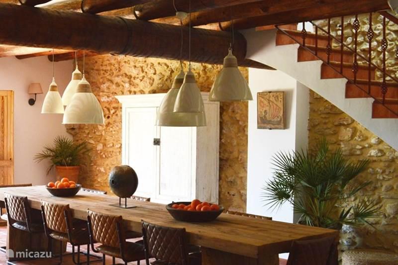 Ferienhaus Haus 4 Schlafzimmer 4-9 Personen in Enguera, Valencia ...