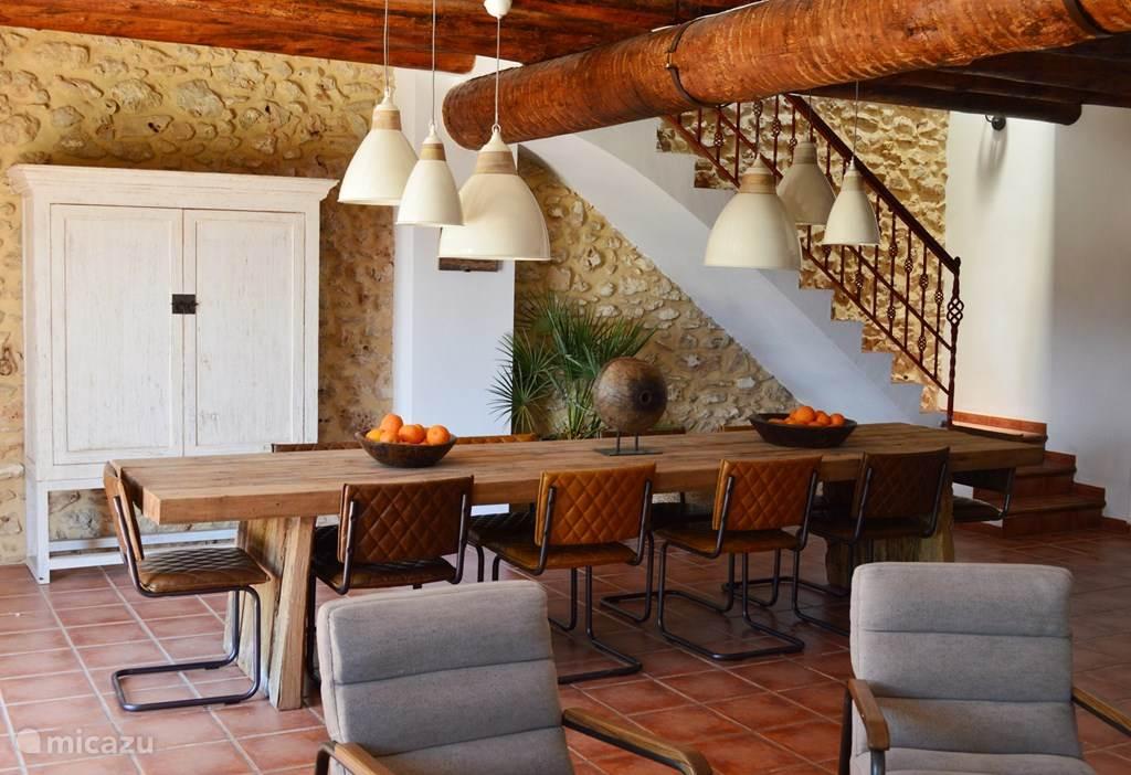 Vakantiehuis Spanje, Valencia, Enguera Vakantiehuis  Vakantiehuis 4 slaapkamers 4-9 pax