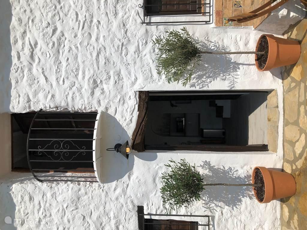 Vakantiehuis Spanje, Costa Blanca, Benissa Gîte / Cottage Caseta Rafalet