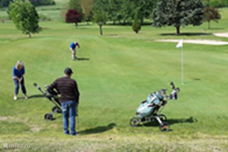 Golf d'Aubeterre
