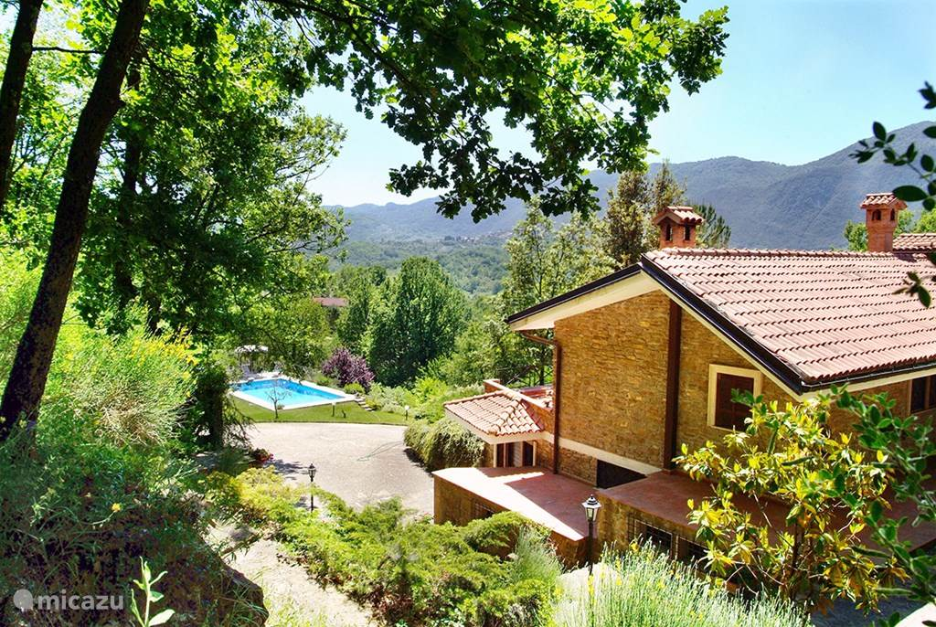 Vakantiehuis Italië, Lazio, Gerano Villa Boutique Countryside Villa Rome