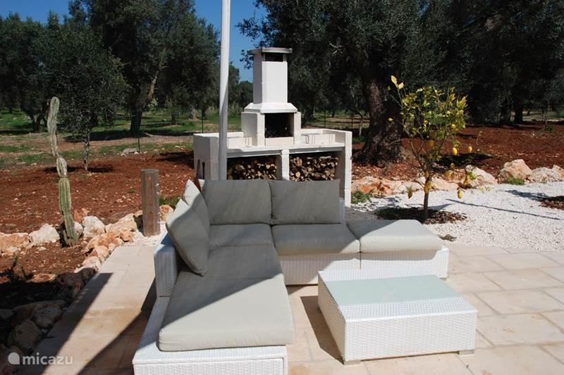 Vakantiehuis Italië, Apulië, San Michele Salentino Villa Trullo Sogno L'Estate 1 privézwembad