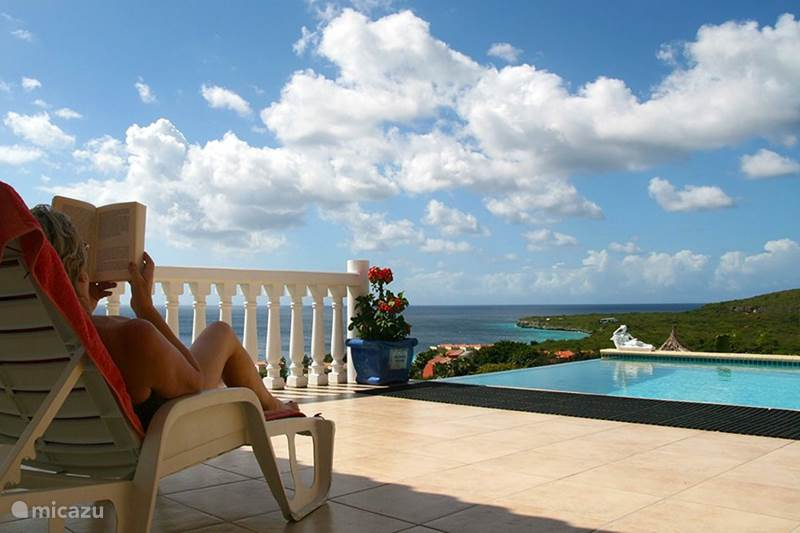 Vacation rental Curaçao, Banda Abou (West), Coral-Estate Rif St.marie Villa Villa Sea View Curaçao