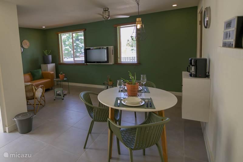 Vacation rental Aruba, Noord, Tanki Leendert Apartment 'Palm Tree' apartment with pool