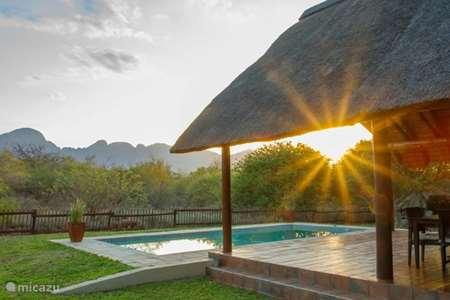 Ferienwohnung Südafrika – villa Luxus-Ferienvilla Ons Blyplekkie