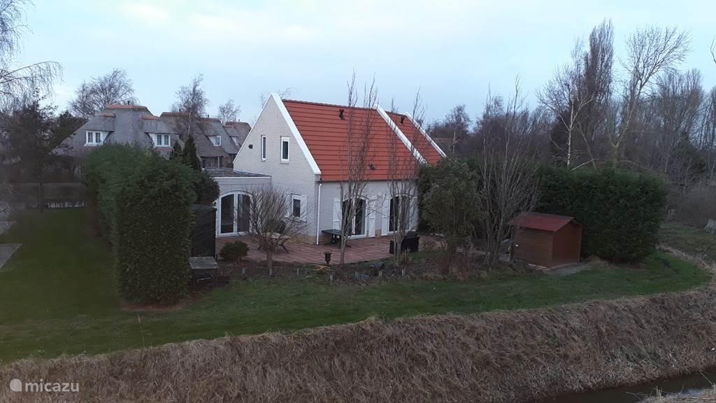 Vakantiehuis Nederland, Zuid-Holland, Hellevoetsluis Bungalow Wielemans
