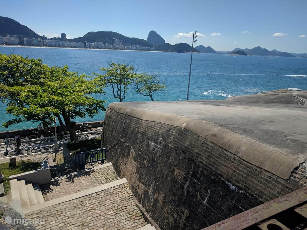 Het fort van Copacabana
