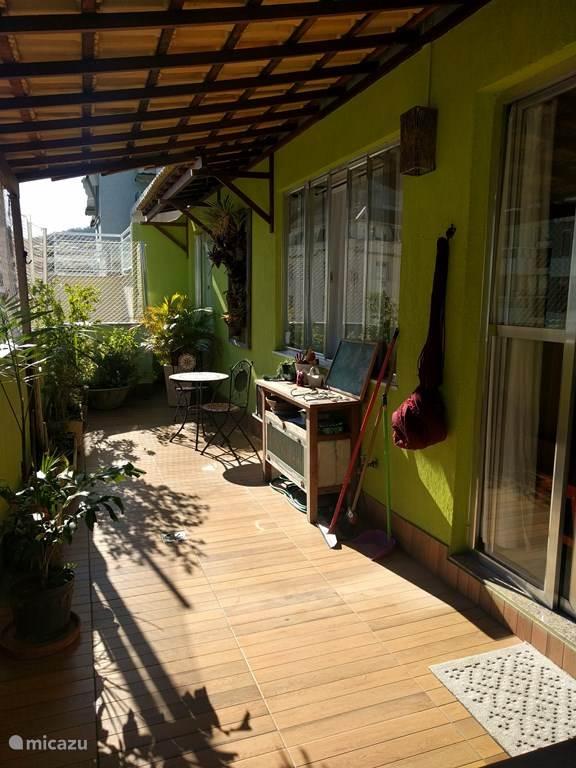 Vacation rental Brazil – apartment Rio Beach Apartment