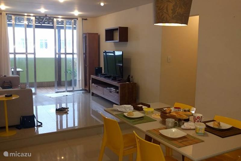 Vakantiehuis Brazilië, Kuststreek, Rio de Janeiro Appartement Rio Beach Appartement