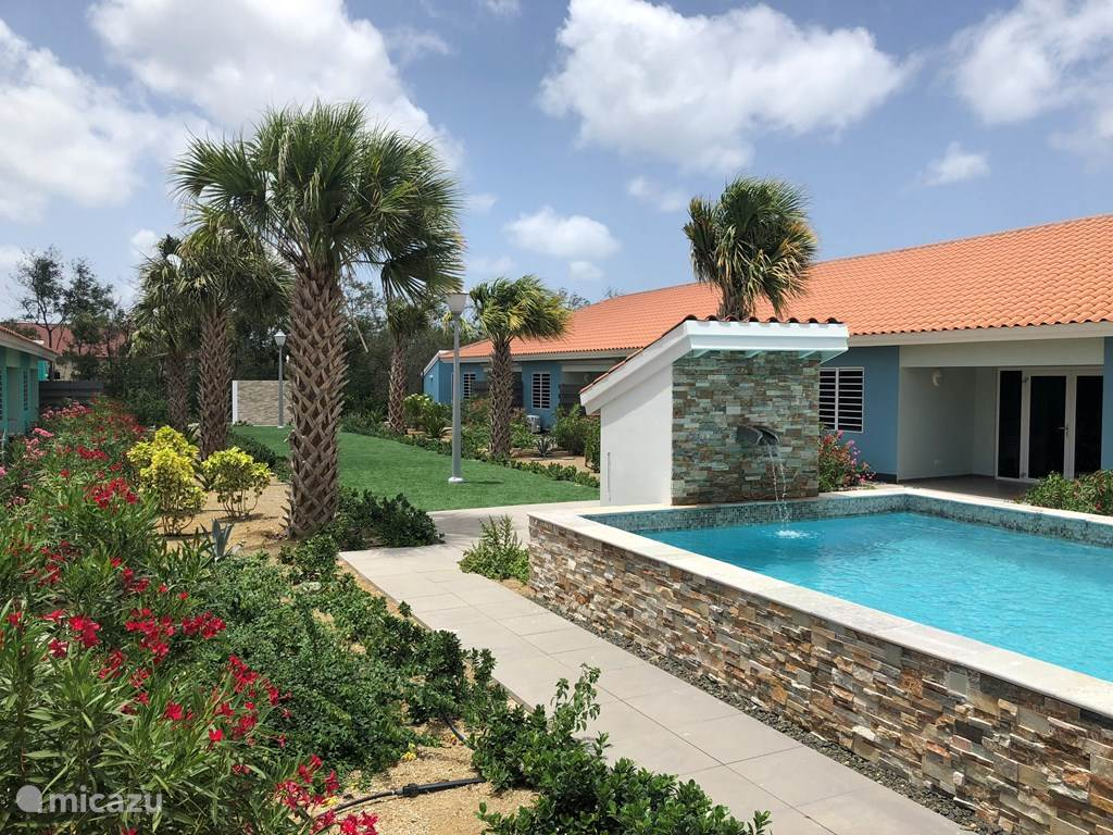 Vacation rental Curaçao, Curacao-Middle, Blue Bay bungalow Happy Rest 18