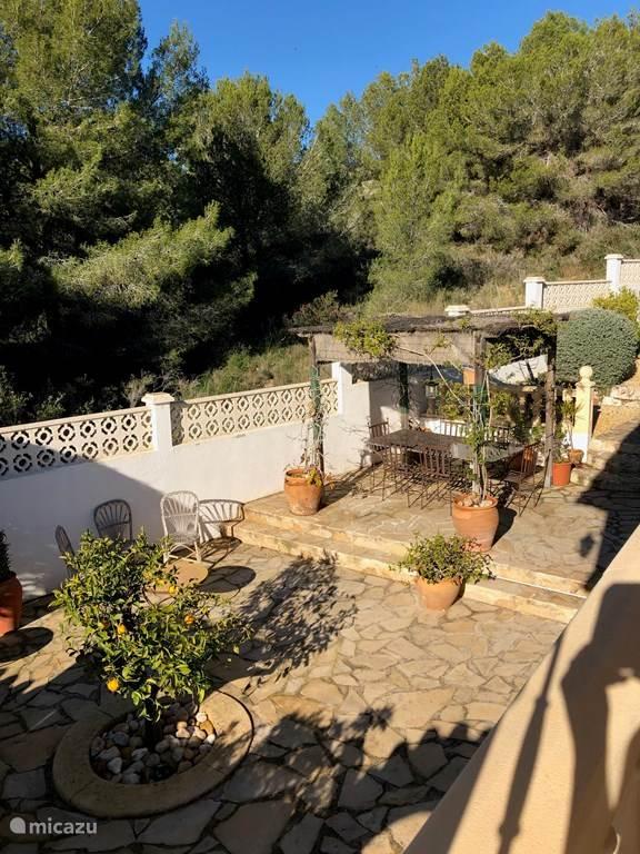 Vakantiehuis Spanje, Costa Blanca, Benitachell Villa Les Fonts Benitachell, Alicante