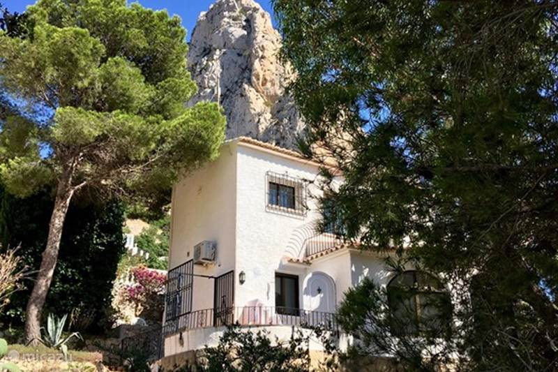 Vakantiehuis Spanje, Costa Blanca, Calpe Villa Villa Lupo