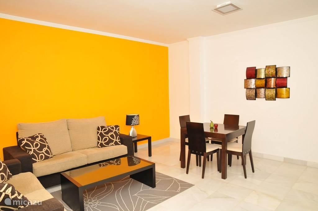 Vakantiehuis Spanje, Costa del Sol, Estepona appartement Mirador de la Cala
