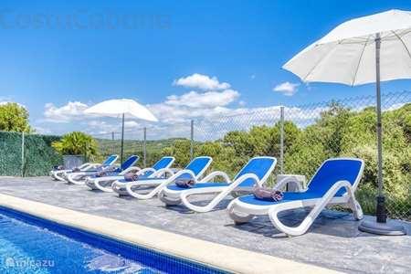 Vakantiehuis Spanje, Costa Brava, Lloret de Mar villa Villa Fransisca