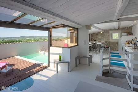 Vacation rental France, Aude, Pouzols-Minervois holiday house Le Fort