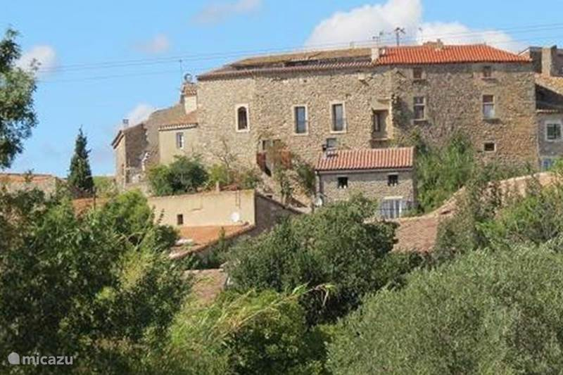 Vakantiehuis Frankrijk, Aude, Pouzols-Minervois Vakantiehuis Le Fort