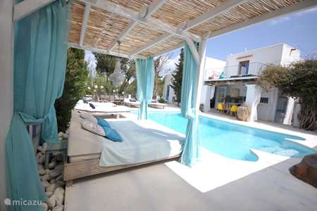 Vakantiehuis Spanje, Ibiza, Cala Tarida - villa Can Simón