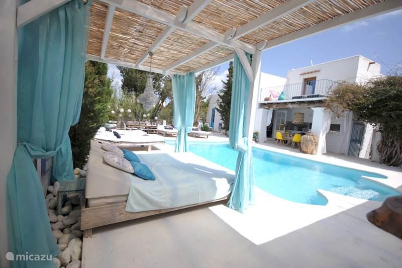 Vakantiehuis Spanje, Ibiza, Sant Josep de sa Talaia Villa Can Simón