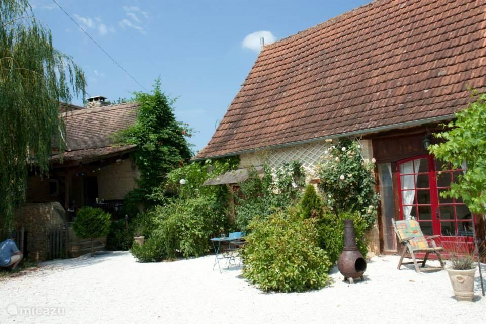 Vakantiehuis Frankrijk, Dordogne, Degagnac Gîte / Cottage Gite Soleil - manege Du Passe-Temps