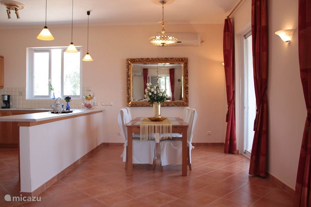 Vakantiehuis Griekenland, Chios, Kataraktis Villa Mirare
