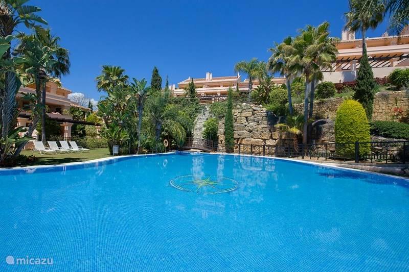 Vakantiehuis Spanje, Costa del Sol, Nueva Andalucía Appartement Albatross Hill appartement 10-1a