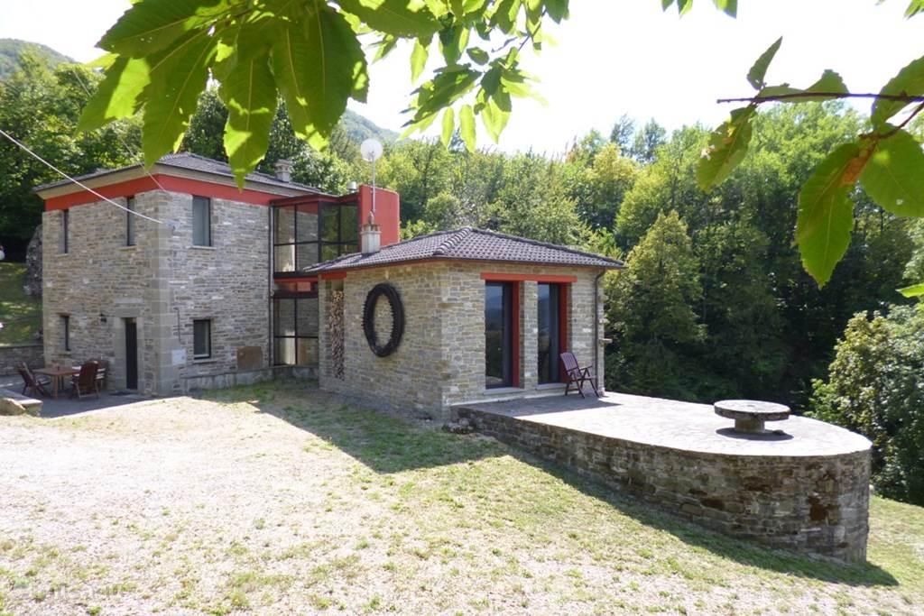 Vakantiehuis Italië, Emilia-Romagna, Bardi molen Watermolen Bardi