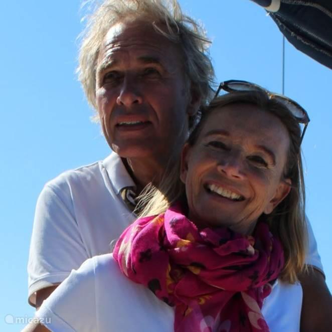 Pieter & Vivienne Kromwijk-Bancken