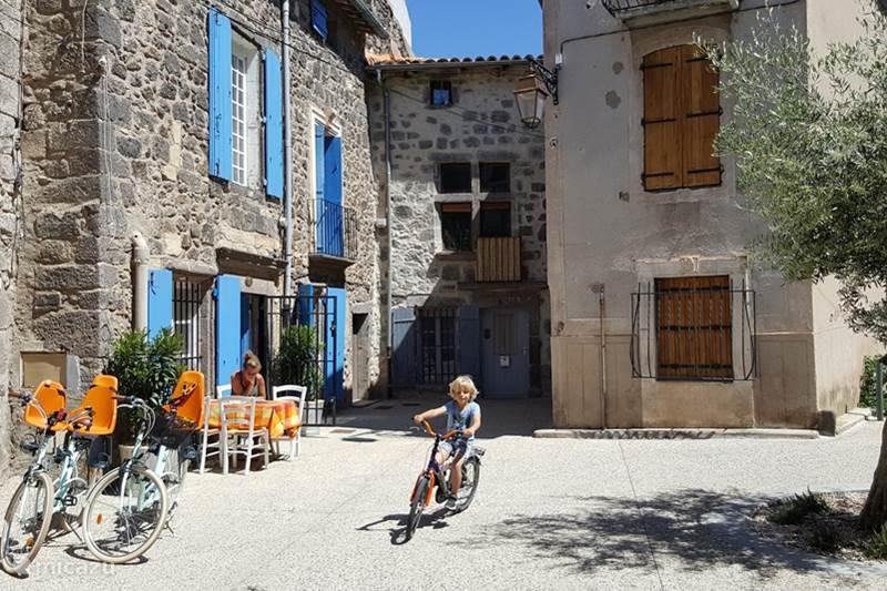 Vakantiehuis Frankrijk, Hérault, Agde Vakantiehuis Gîte Rue Blanqui