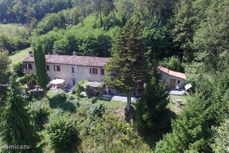 Vakantiehuis Italië, Piëmont, Monastero Bormida Appartement Casa Domenica Valla