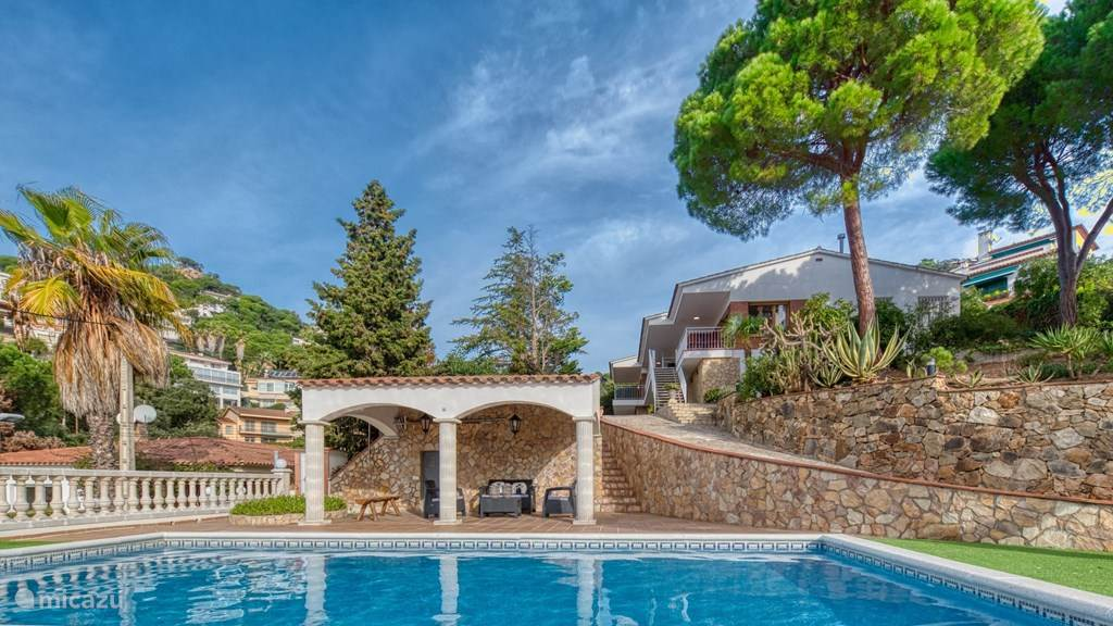 Vakantiehuis Spanje, Costa Brava, Lloret de Mar villa Villa Leonora