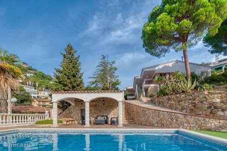 Vacation rental Spain, Costa Brava, Lloret de Mar villa Villa Leonora