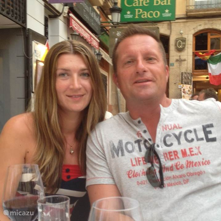 Justyna & Rob de Haan