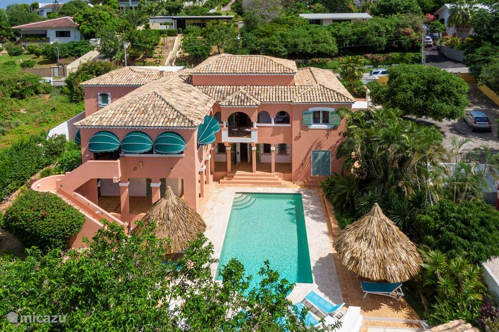 Vakantiehuis Curaçao, Banda Ariba (oost), Jan Thiel bed & breakfast Bed and Breakfast - Studio - Ontbijt