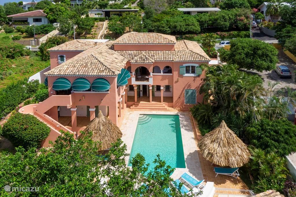 Vakantiehuis Curaçao, Banda Ariba (oost), Jan Thiel Bed & Breakfast Bed and Breakfast - Studio - Ontbijt