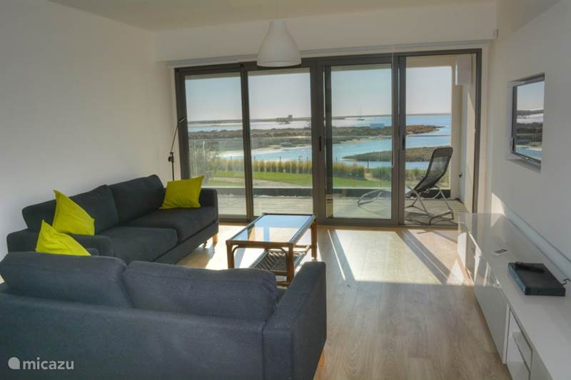 Vakantiehuis Portugal, Algarve, Fuzeta Appartement Vues Infinies Portugal