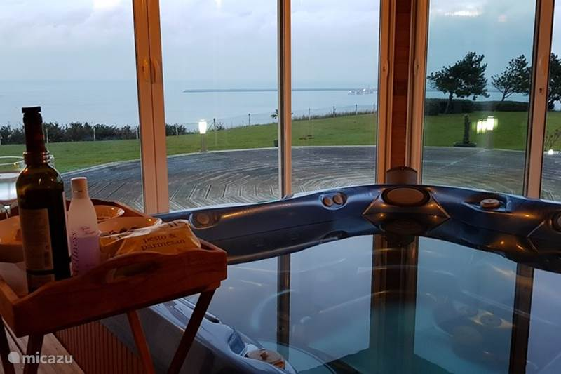 Vakantiehuis Frankrijk, Seine-Maritime, Saint-Jouin-Bruneval Vakantiehuis Sea Cliff House tss Etretat-Honfleur