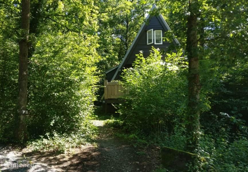 Vakantiehuis België, Ardennen, Durbuy vakantiehuis Durbuy Vakantie - Bungalow 16