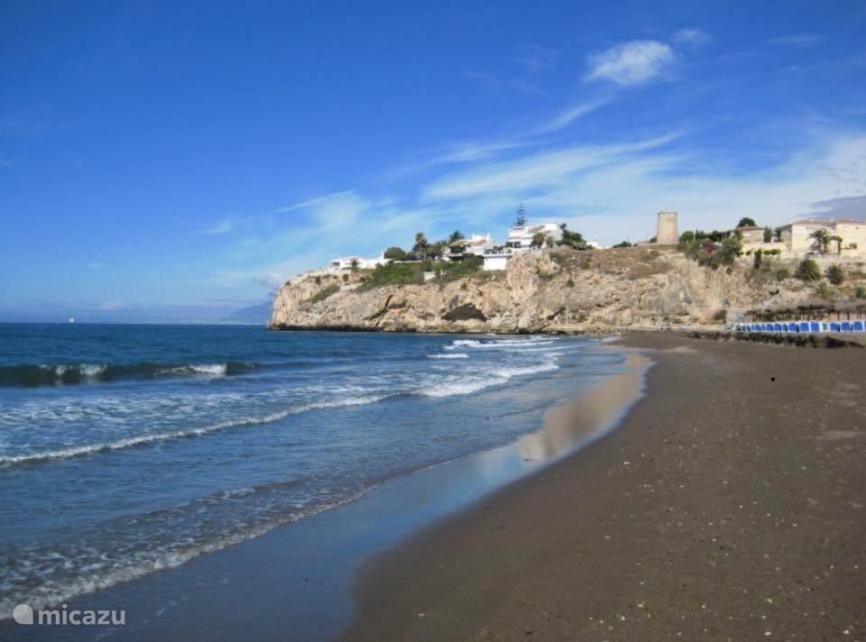 Vakantiehuis Spanje, Andalusië, Rincón de la Victoria vakantiehuis Costa Sea
