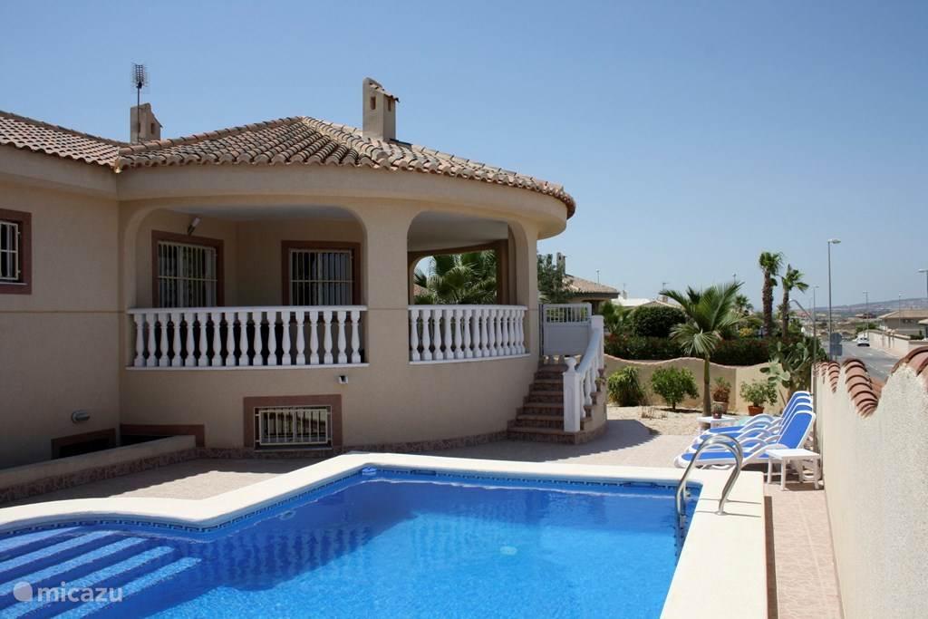 Vakantiehuis Spanje, Costa Blanca, Rojales Vakantiehuis Sunndays vakantievilla