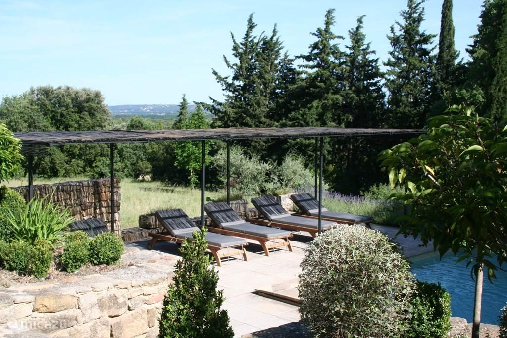 Vakantiehuis Frankrijk, Gard, Uzès Gîte / Cottage Mas d'Oleandre - Mimosa