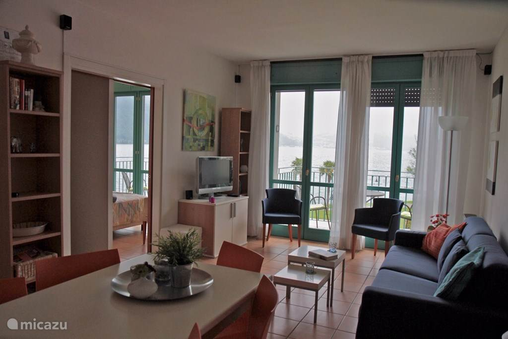 Vakantiehuis Italië, Italiaanse Meren, Porlezza Appartement Appartement S5