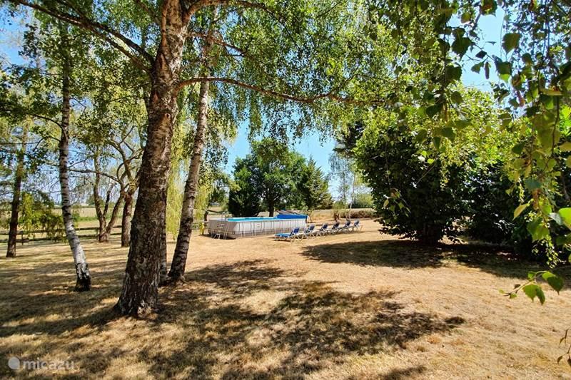 Ferienwohnung Frankreich, Allier, Couleuvre Bauernhof La Rosiere
