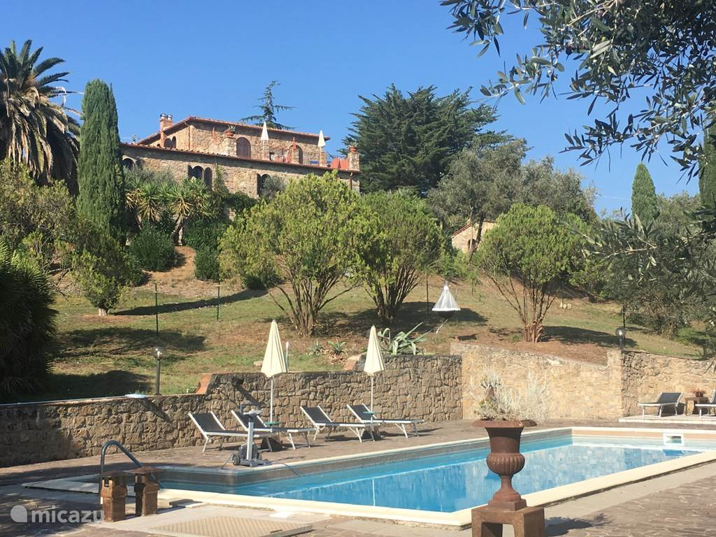 Vakantiehuis Italië – landhuis / kasteel Huis van het paard/ Casa Cavallo
