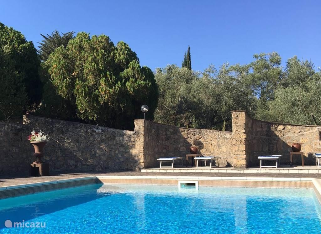 Vakantiehuis Italië, Toscane, Suvereto Landhuis / Kasteel Huis van het paard/ Casa Cavallo