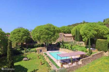 Vakantiehuis Frankrijk, Gard, Uzès gîte / cottage Mas d'Oleandre - Paulownia