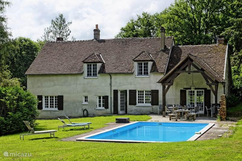 Vakantiehuis Frankrijk, Nièvre, Dampierre-sous-Bouhy Vakantiehuis Ecrevisse
