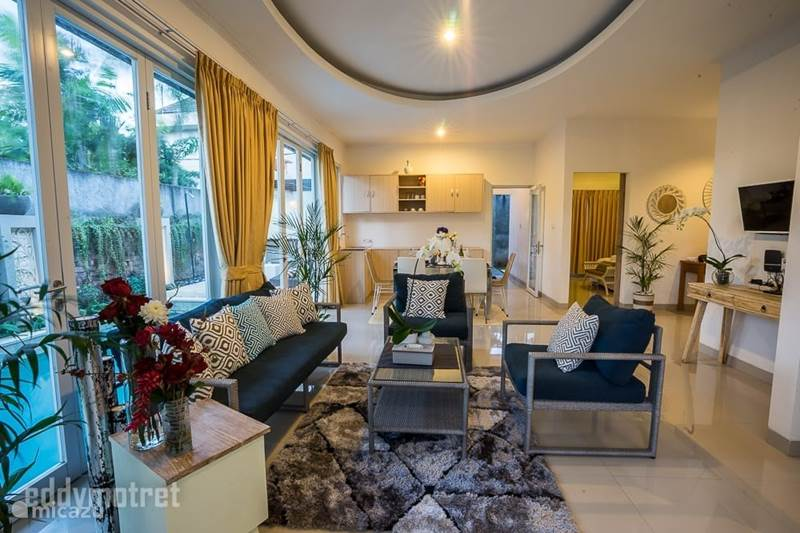 Vakantiehuis Indonesië, Bali, Canggu Villa Villa Putih Berawa