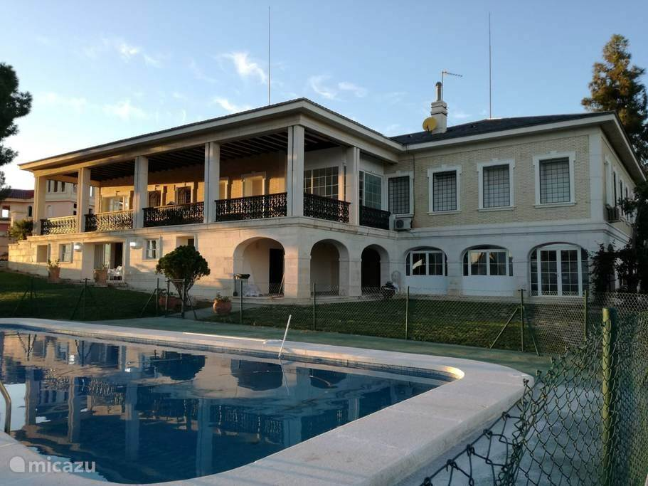 Vacation rental Spain, Costa Blanca, Alicante villa Beautiful villa in Alicante capital